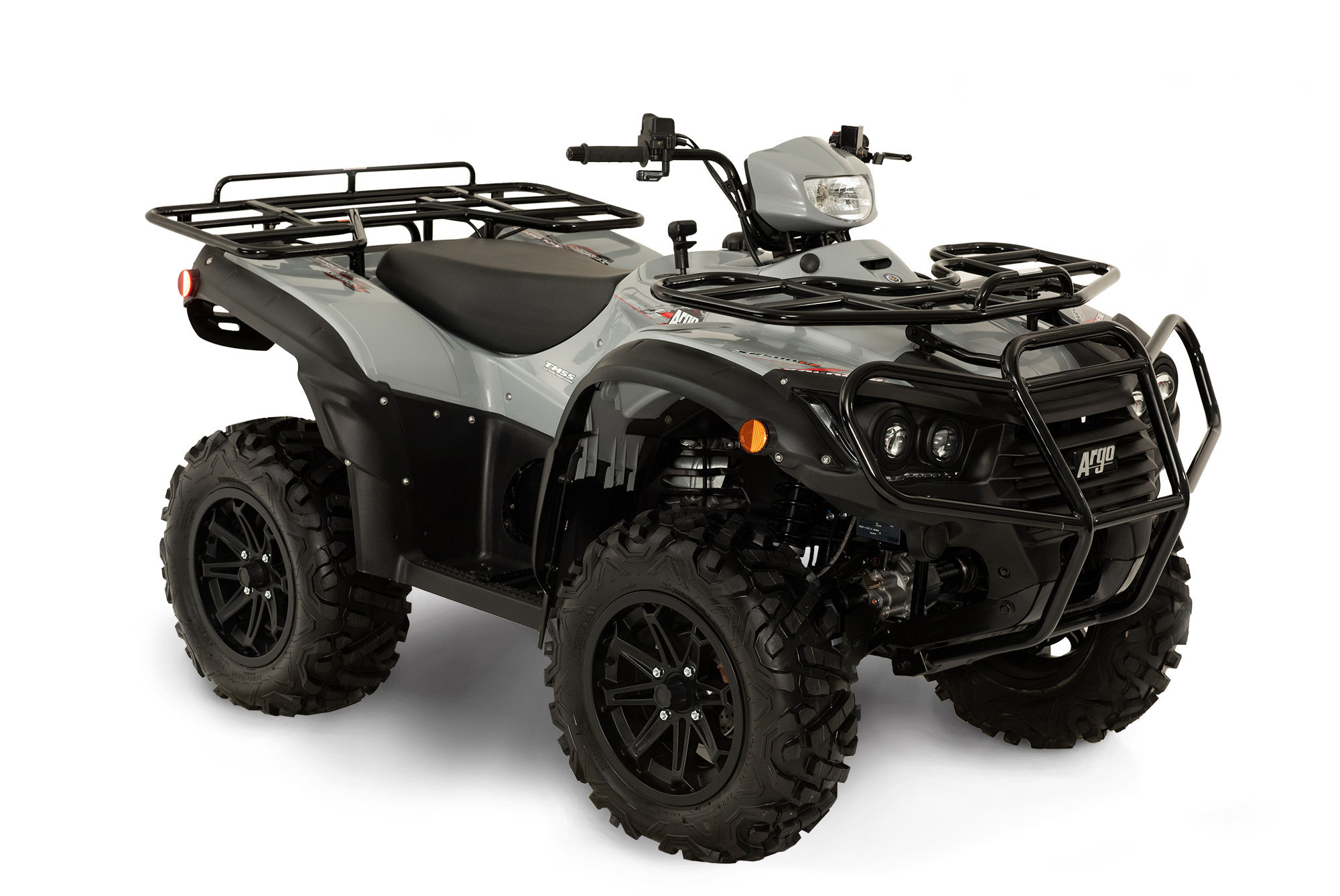 Silver - ATV Only