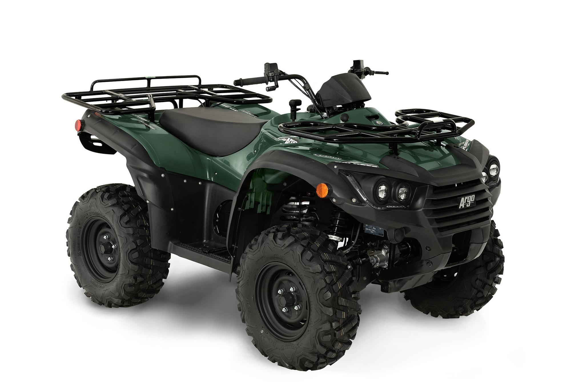 Dark Green - ATV Only