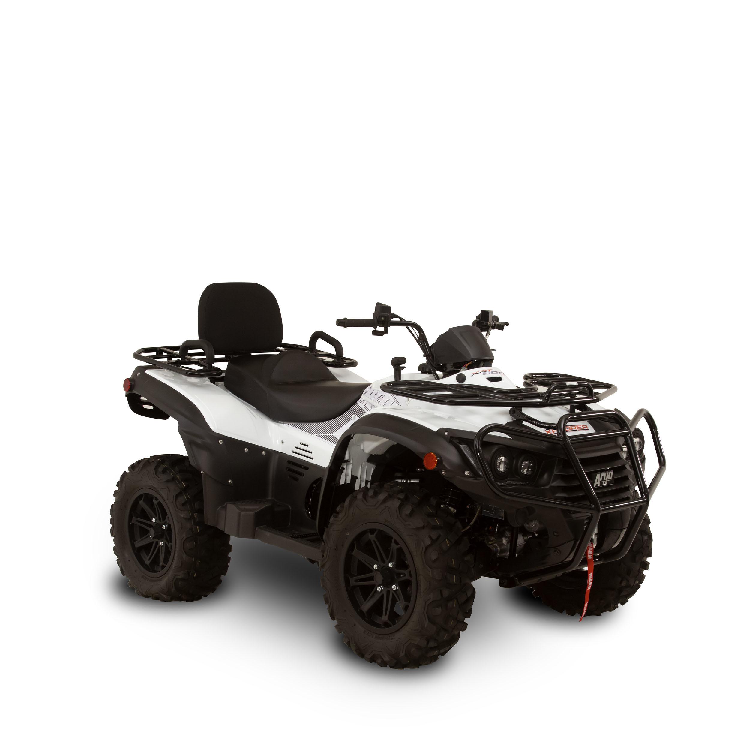 White - ATV Only