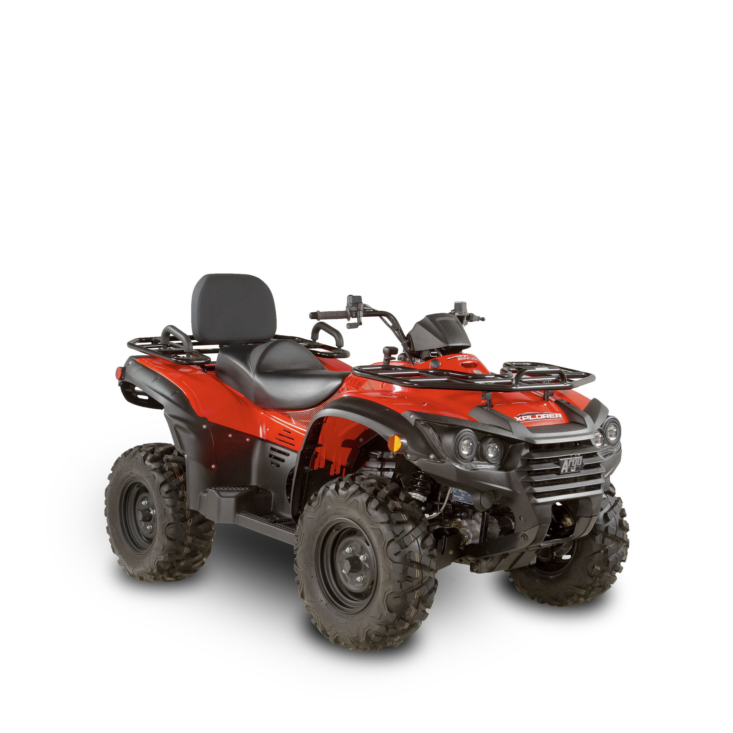 Red - ATV Only